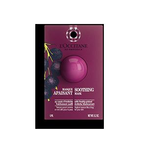 Einzelanwendung Beruhigende Gesichtsmaske 6 ml - L'Occitane