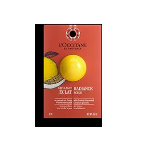 Einzelanwendung Fruchtige Peeling Maske 6 ml - L'Occitane
