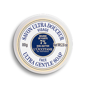 Karité Ultra Sanfte Gesichtsseife 80 g