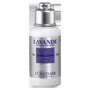 Lavendel Körpermilch Reisegröße 75 ml