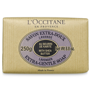 Lavendel Traditionelle Seife 250 g