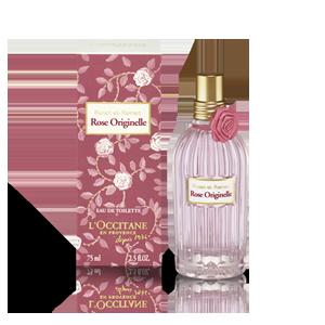 Rose Originelle Eau De Toilette 75 ml
