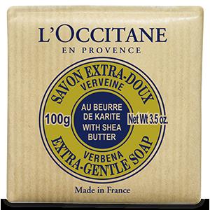Shea Butter Seife Verbene 100 g
