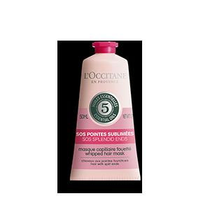 SOS Haarmaske Trockene Spitzen & Enden 50 ml - L'Occitane