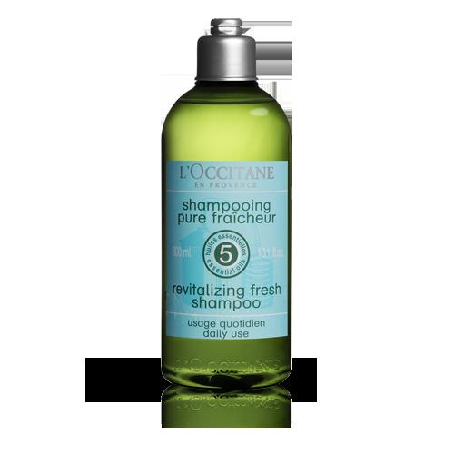 Aromachologie Revitalisierende Frische Shampoo 300 ml