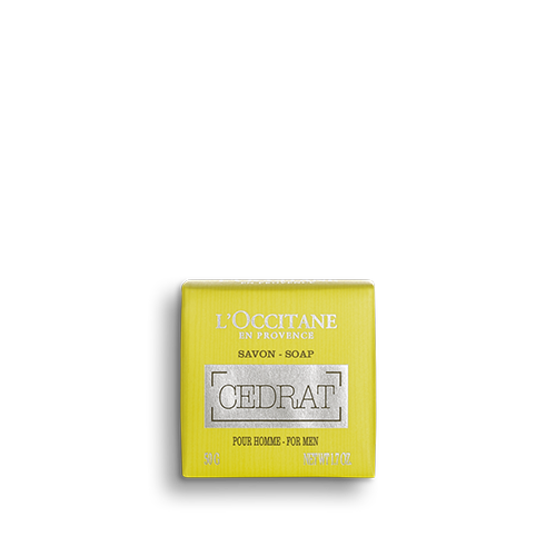 Cédrat Seife 100 g