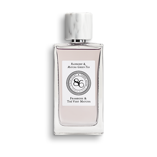 Eau de Parfum Himbeere & Matcha Tee