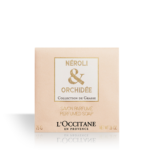 Néroli & Orchidée Duftseife 75 g