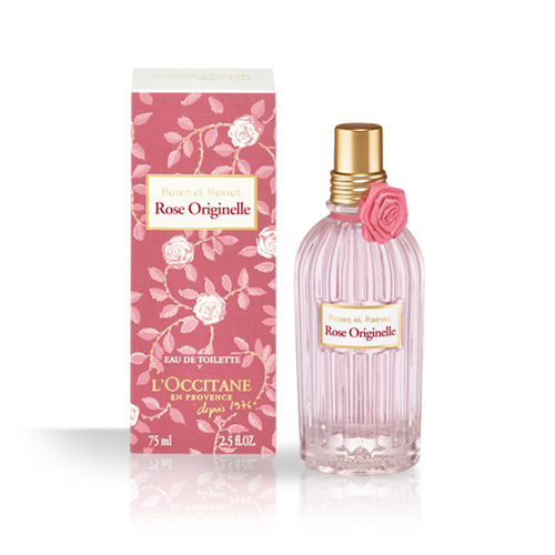 Rose Originelle Eau De Toilette 75 ml