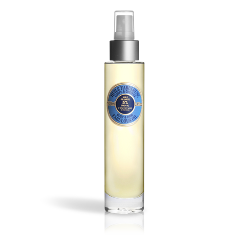 Sheabutter Schönheitsöl 100 ml