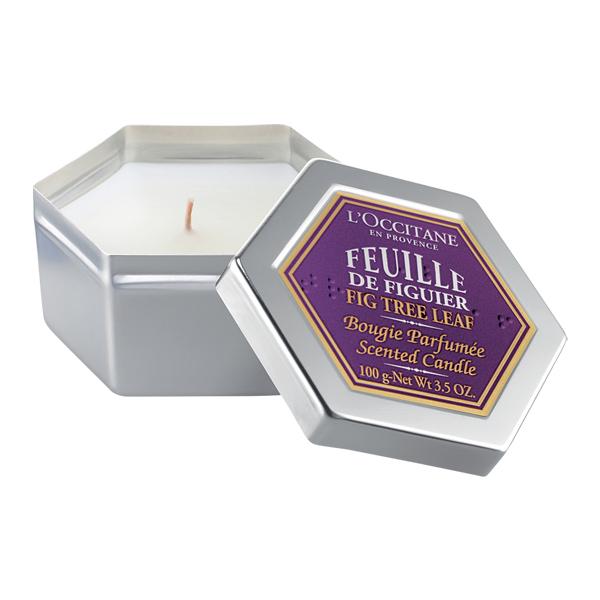 Figtreeleaf Candle