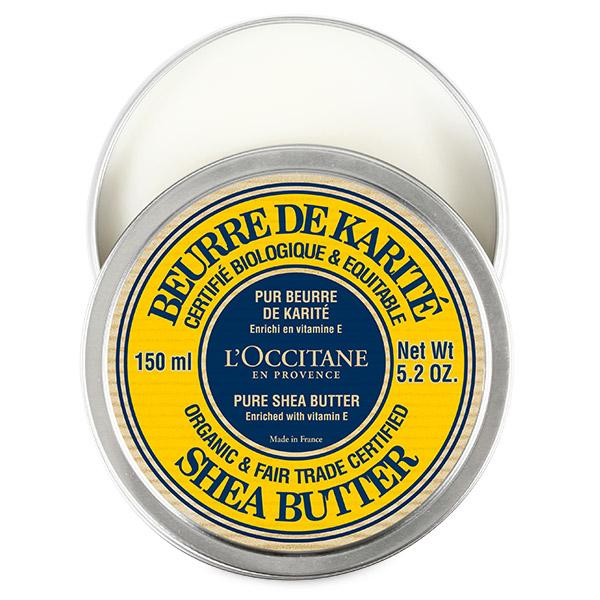 Certified Organic pure Shea Butter