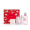 Körperpflege-Geschenkbox Rose