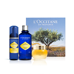 Anti-Aging Geschenkbox Immortelle Divine L'OCCITANE