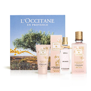 Duft-Geschenkbox Neroli & Orchidee - L'OCCITANE