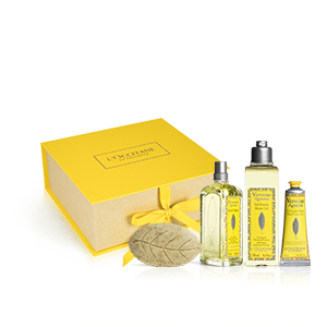 Duft-Geschenkbox Sommer-Verbene L'OCCITANE