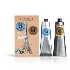 Duo Sheabutter Handcreme und Fußcreme 150ml Provence in Paris | L'OCCITANE