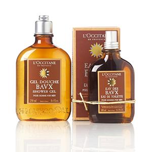 Duo Parfum-Duschgel Baux