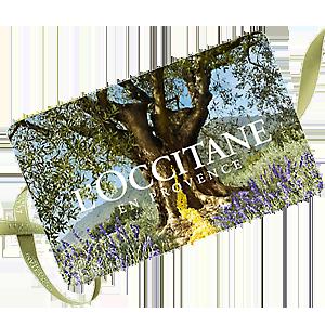 Geschenk Gutschein L'Occitane CHF150