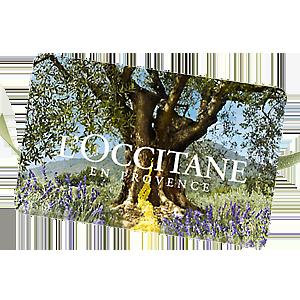 Geschenk Gutschein L'Occitane CHF50