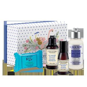 """Geschenkbox """"Entspannung in der Provence"""""""