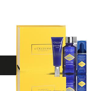 Immortelle Geschenkbox mit Précieuse Fluid L'OCCITANE