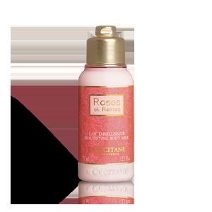 Körpermilch für seidig schöne Haut Rose