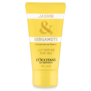 Körpermilch Jasmin & Bergamotte