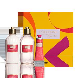 Körperpflege-Geschenkbox Rosen & Königinnen