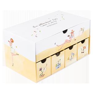 """Kalenderbox """"Vorfreude auf den Sommer"""""""