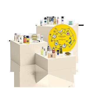 Kennenlern-Geschenkbox Provence L'OCCITANE