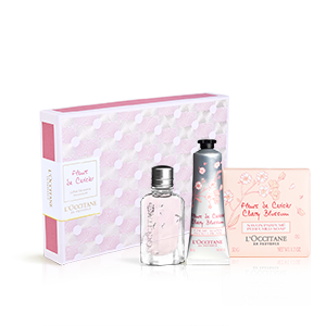 Kirschblüte Kennenlern-Geschenkset - Parfum für Frauen L'OCCITANE