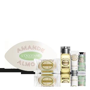 Körperpflege-Box Mandel L'OCCITANE