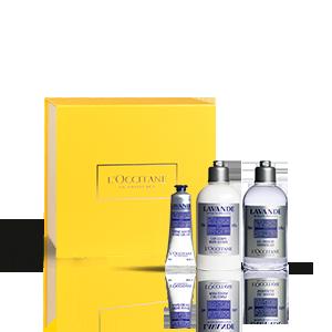 Körperpflege-Geschenkbox Lavendel L'OCCITANE