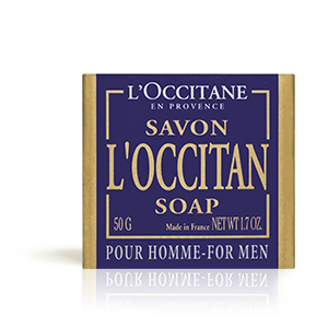 L'Occitan Seife für Männer - Männerpflege L'OCCITANE