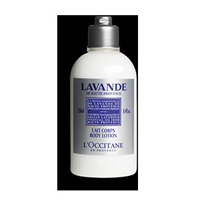 Lavendel Körpermilch
