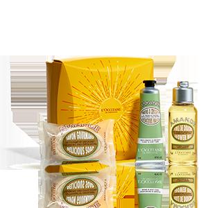 Mini-Geschenkbox Köstliche Mandel