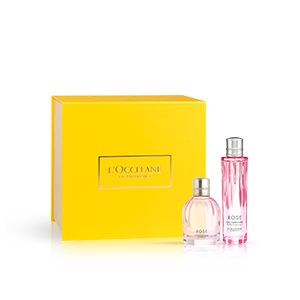 Parfum-Duo Rose Euphorie L'OCCITANE