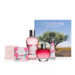 Parfum-Geschenkset für Frauen Pfingstrose L'OCCITANE