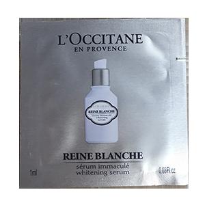 Produktprobe Gesichtsserum Reine Blanche