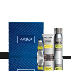 Rasierpflege-Geschenkbox Cédrat L'OCCITANE