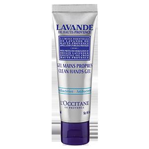 Reinigungsgel für die Hände Lavendel