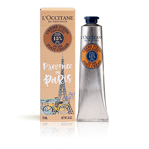 Sheabutter Fußcreme Provence in Paris 75ml | L'OCCITANE