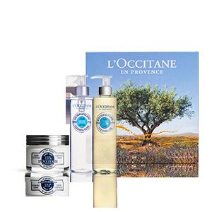 Sheabutter Gesichtspflege-Geschenkset L'OCCITANE