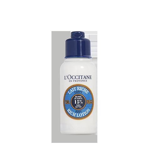 Sheabutter Körpermilch - Reiseformat L'OCCITANE