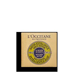 Sheabutter Seife Verbene - Reiseformat L'OCCITANE