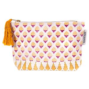 Täschchen Antik Batik für L'Occitane
