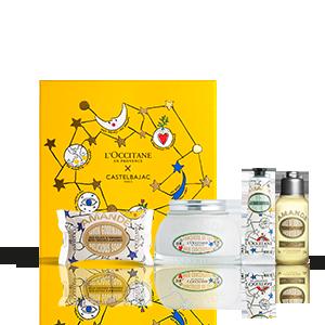 Weihnachtsbox Körperpflege Mandel L'OCCITANE