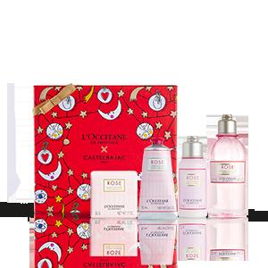 Weihnachtsbox Körperpflege Rose L'OCCITANE