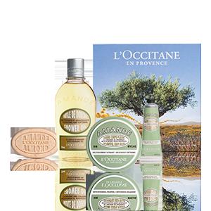 Wohlfühl-Körperpflege-Geschenkbox Mandel L'OCCITANE